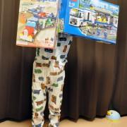 コムギ、6歳の誕生日プレゼント