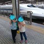 お見送りと新幹線