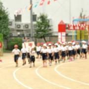 コムギ1年生、小学校初の運動会(1)