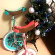サンタさんからのプレゼント、ついに