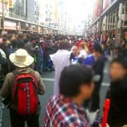 日本橋ストリートフェスタを見に行ってみた