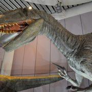 「メガ恐竜展2017」へ