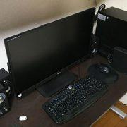 新PCと学級閉鎖目前