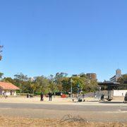 住之江公園で大はしゃぎ!