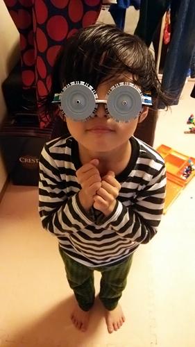 LaQのメガネ